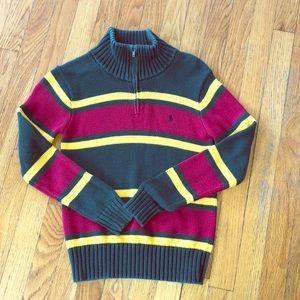 Preppy striped sweater by Polo Ralph Lauren